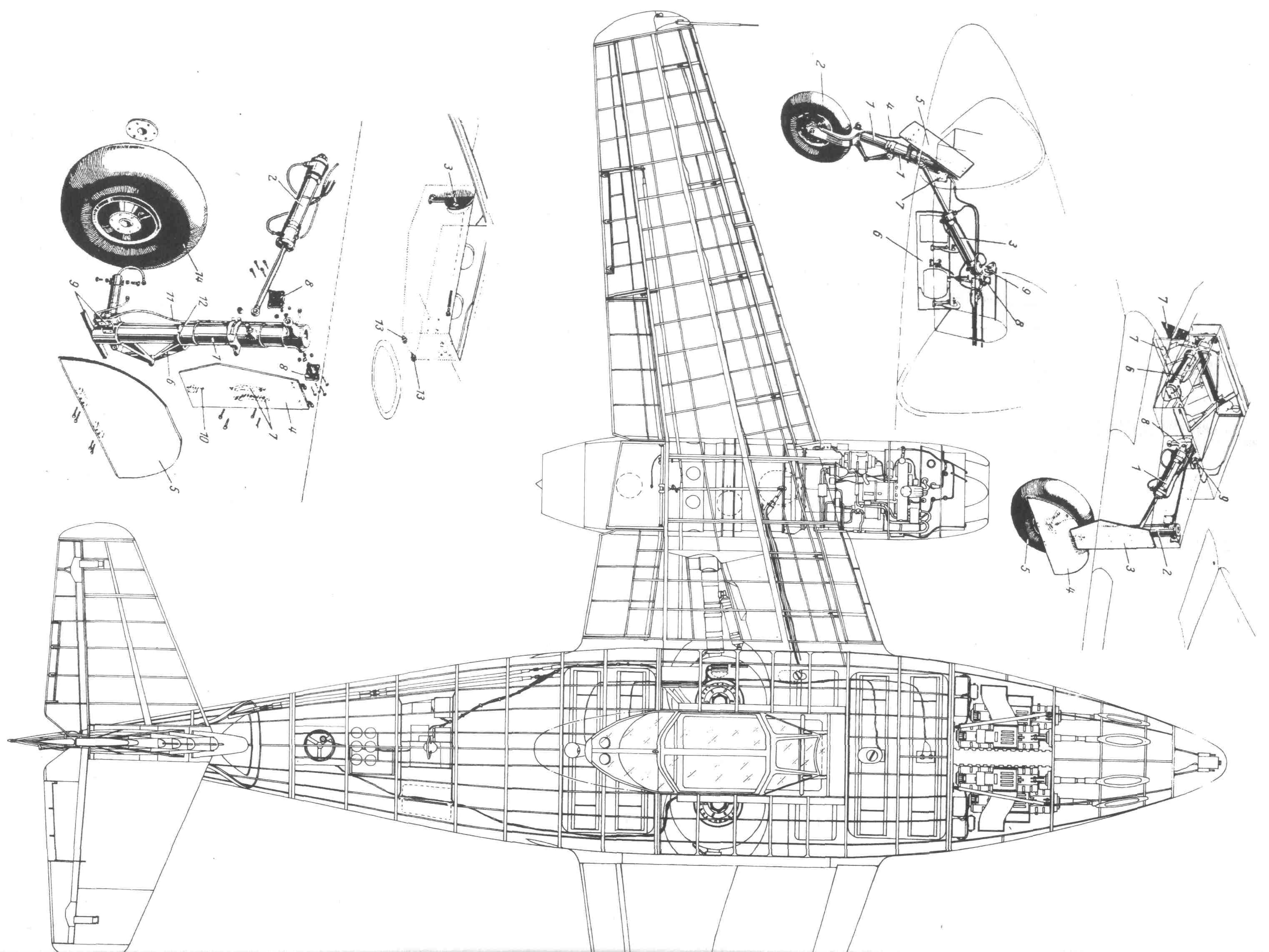 F14 Detail Gearnose additionally Morane Saulnier N moreover G Hook And The Flying Bananas together with Voltron additionally Permit Class Submarine Variants. on cutaway drawing