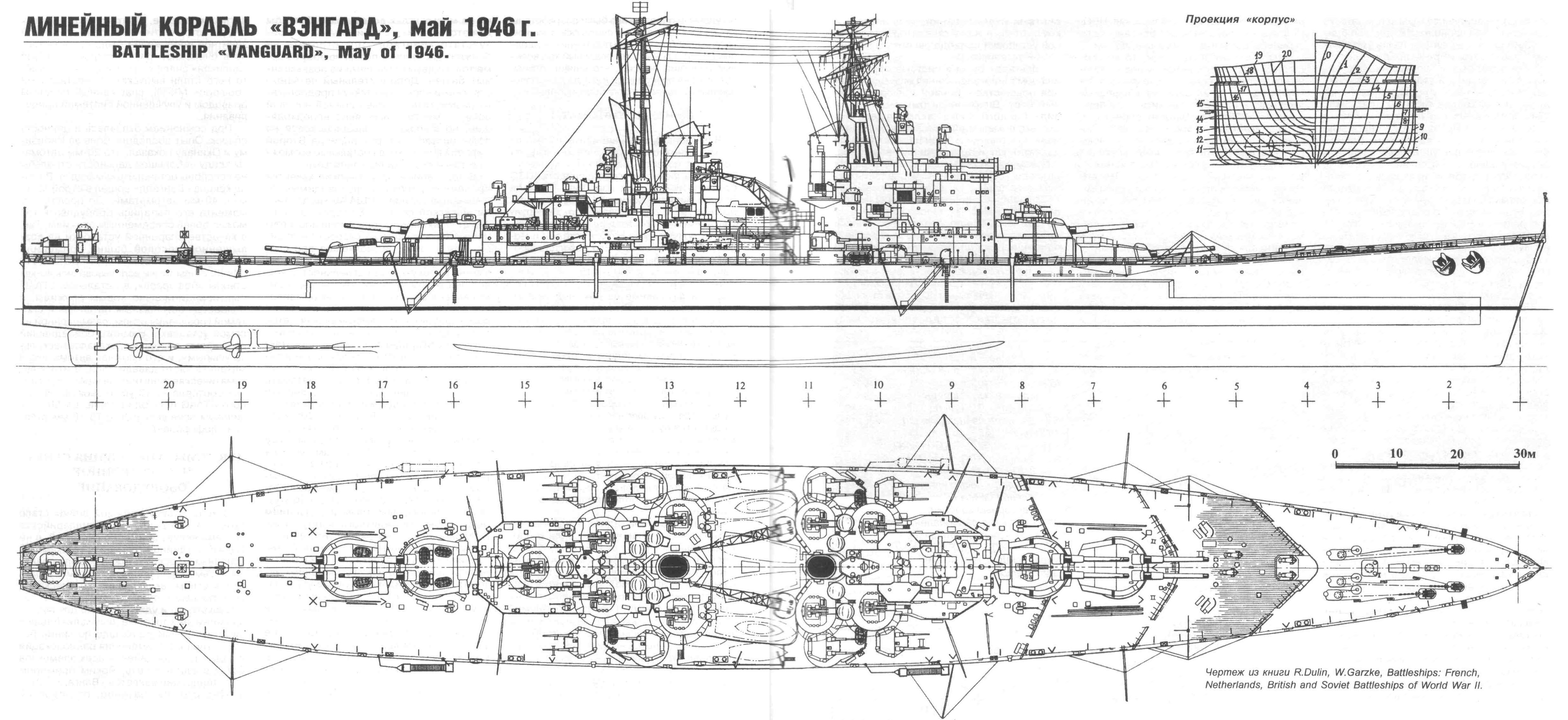 Hms Vanguard Page 3 Shipbucket