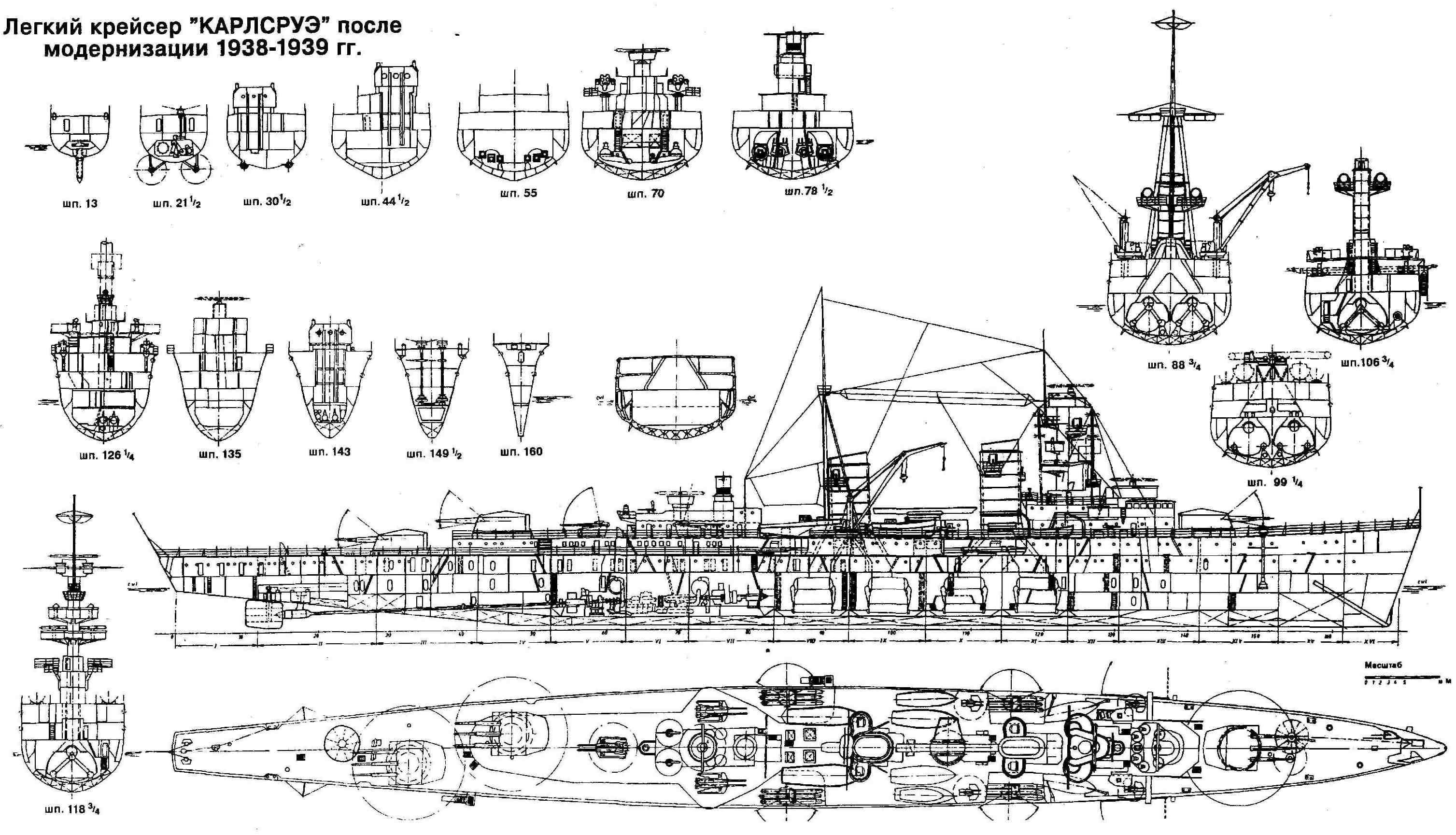 Image result for light cruiser karlsruhe 1939